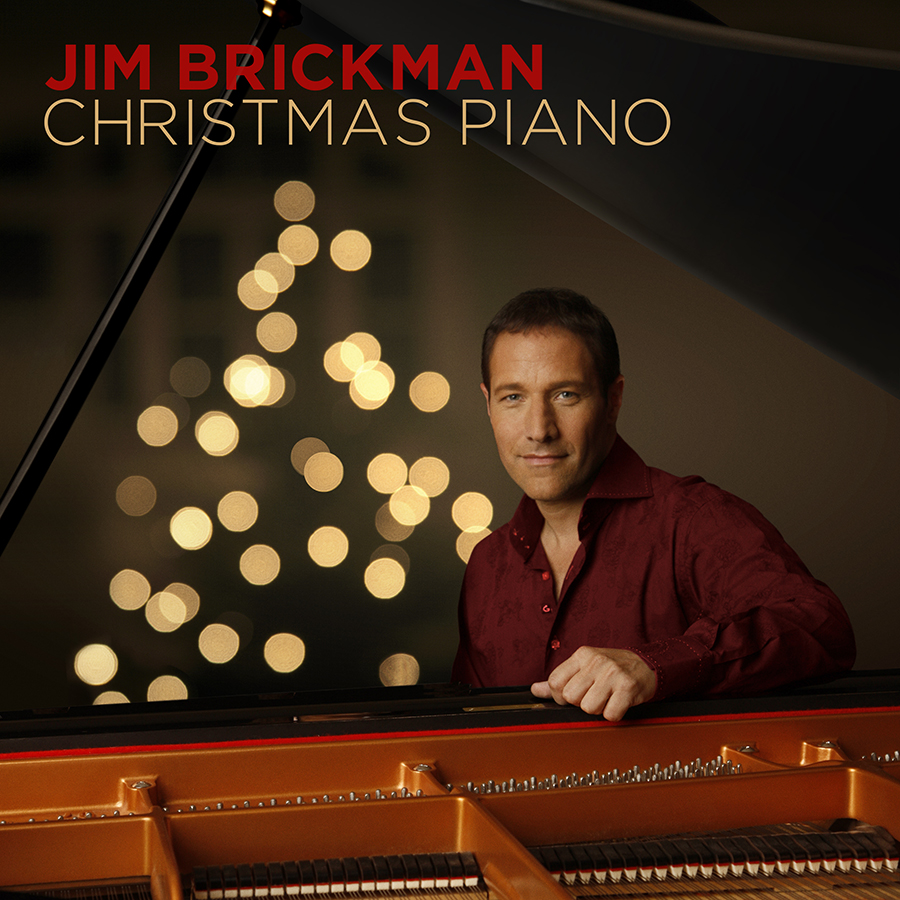 KT264 Jim Brickman - Christmas Piano