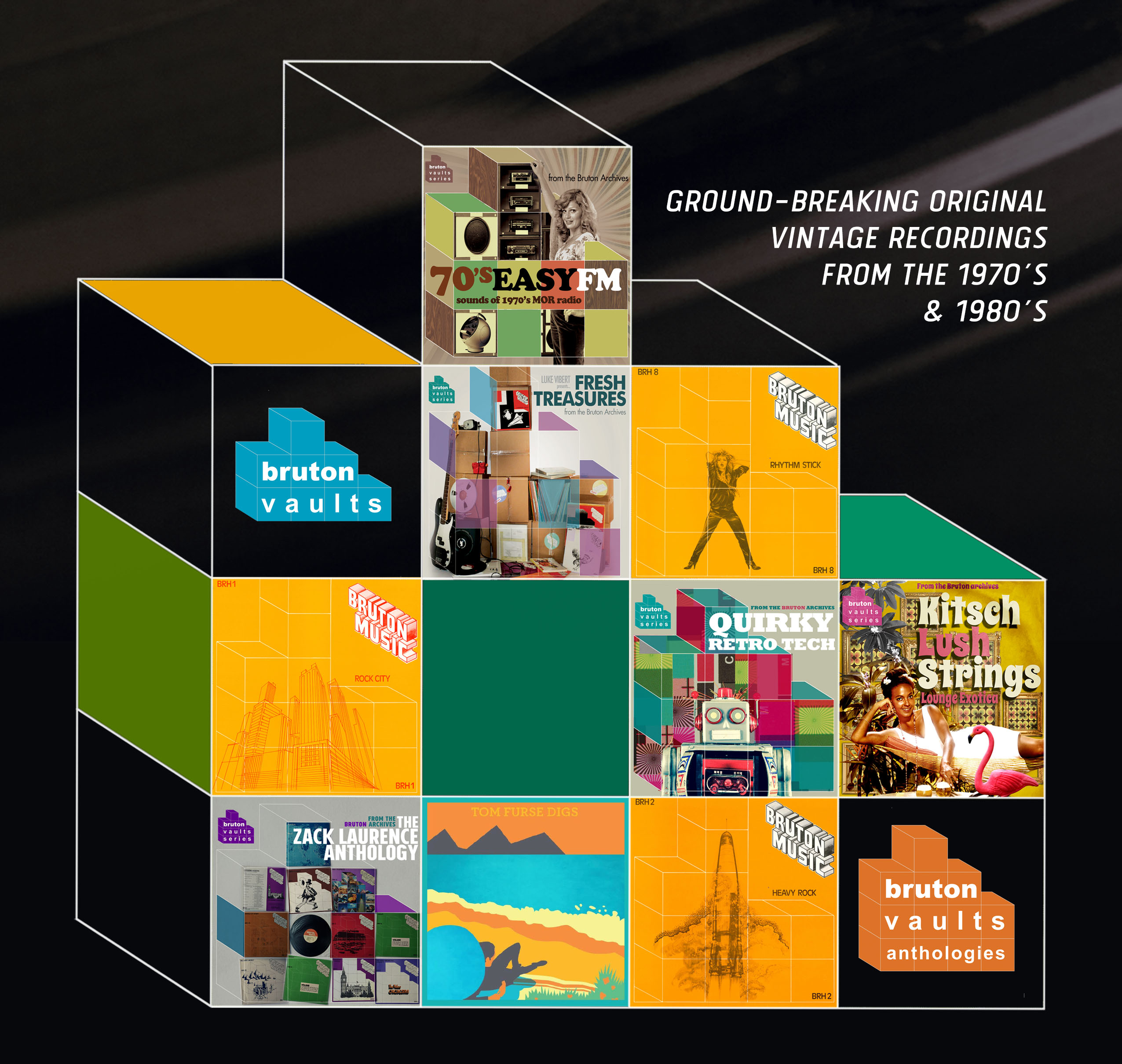 Universal Publishing Production Music | News | New Label Launch